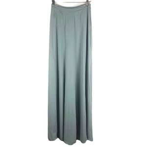 Show Me Your Mumu mint maxi skirt size small